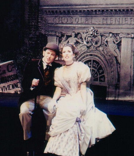 Brett Polegato in Showboat with Krisztina Szabo at Opéra national du Rhin